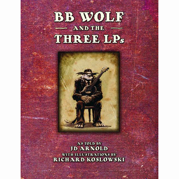 BB Wolf And The 3LPs