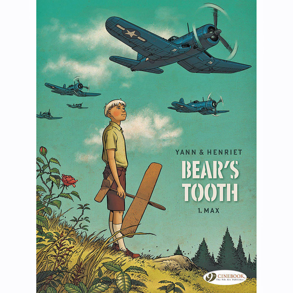 Bear's Tooth Volume 1: Max