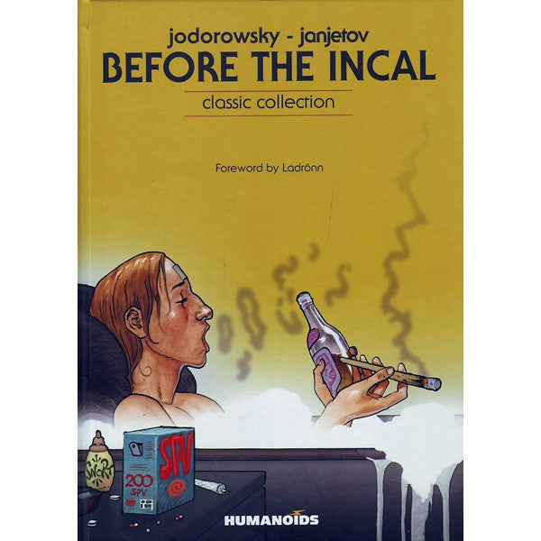 Before The Incal