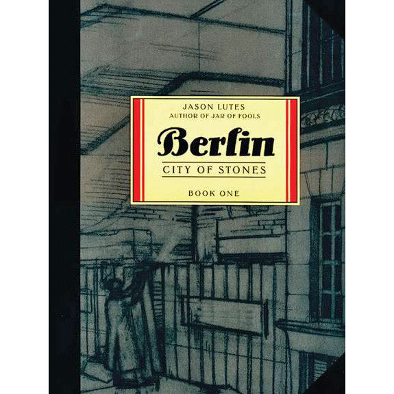 Berlin Book 01: City Of Stones