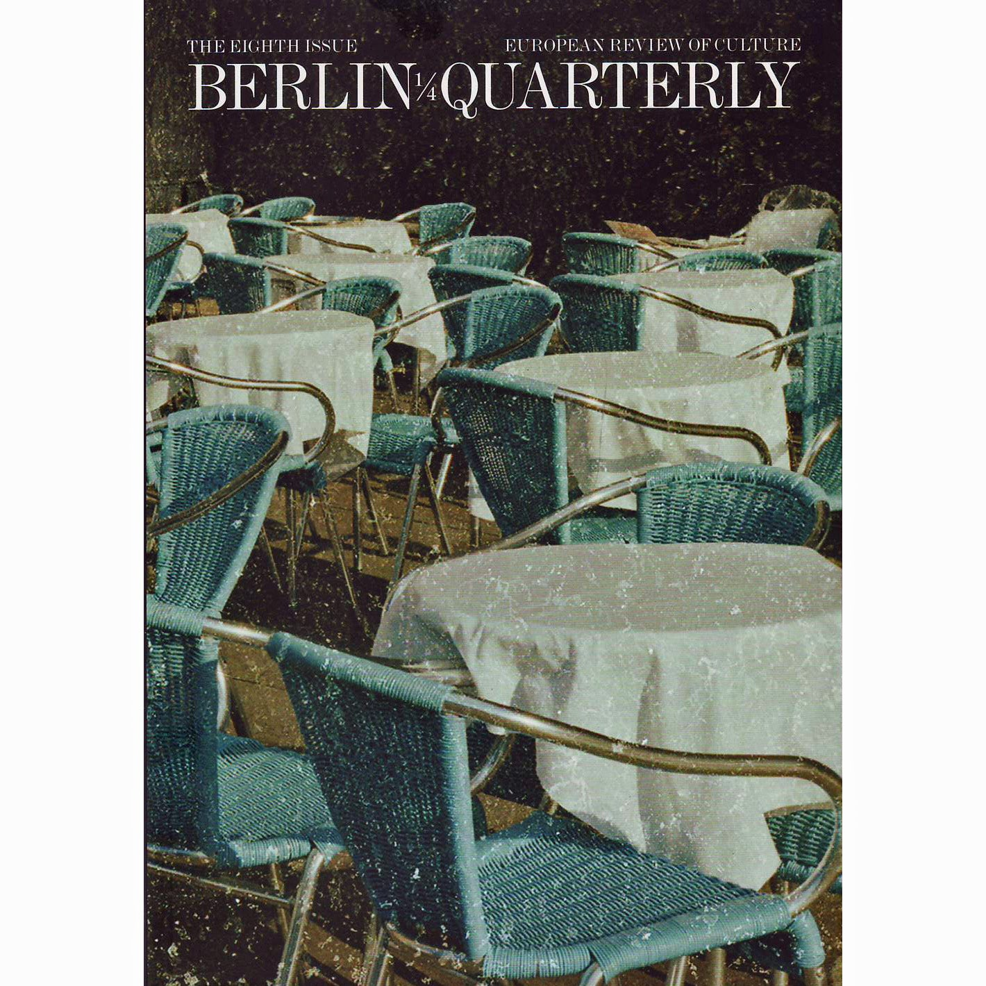 Berlin Quarterly #8