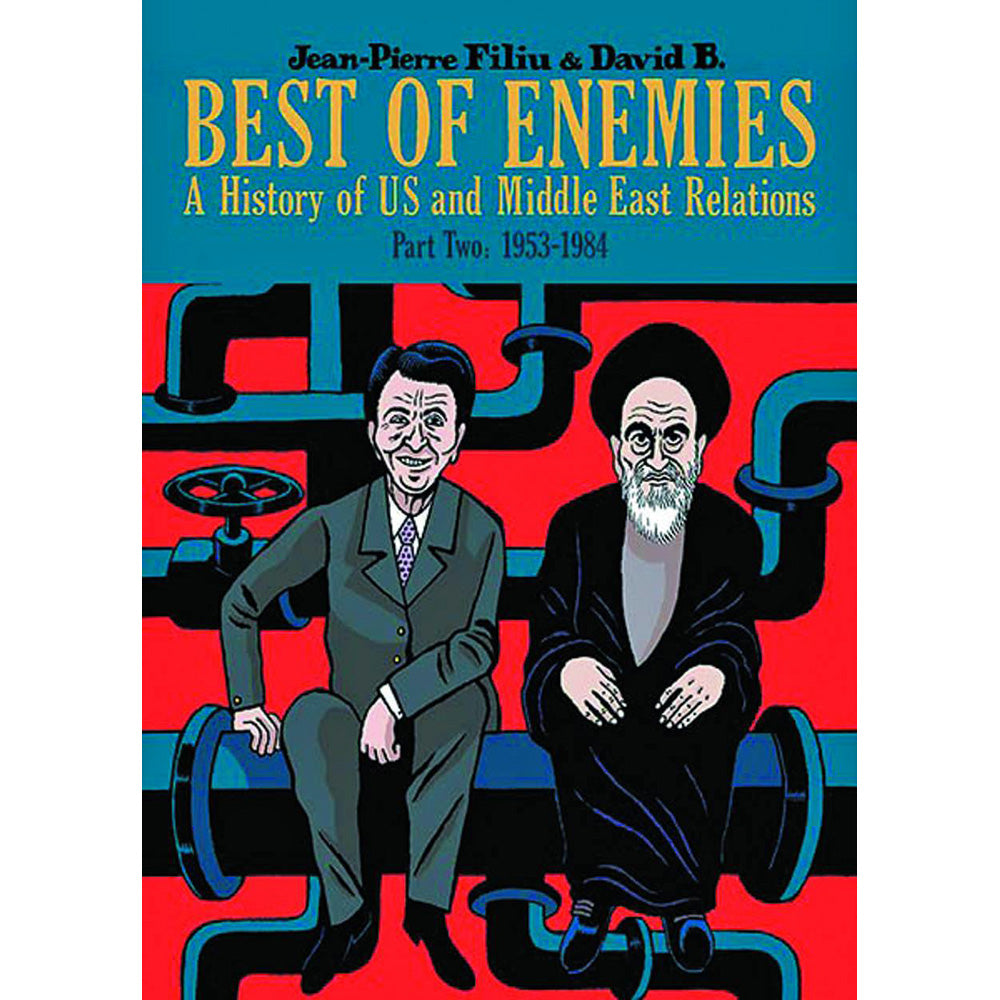 Best Of Enemies: A History Of US And Middle East Relations Part 2