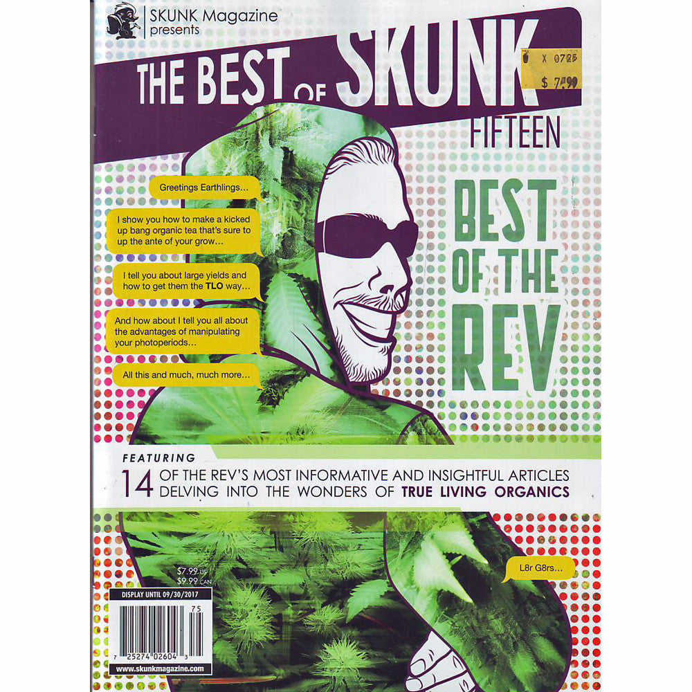 Best of Skunk Magazine #15