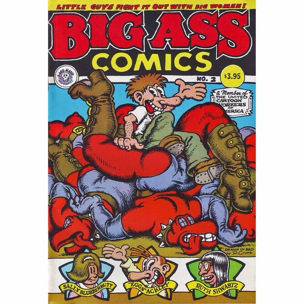 Big Ass Comics #2