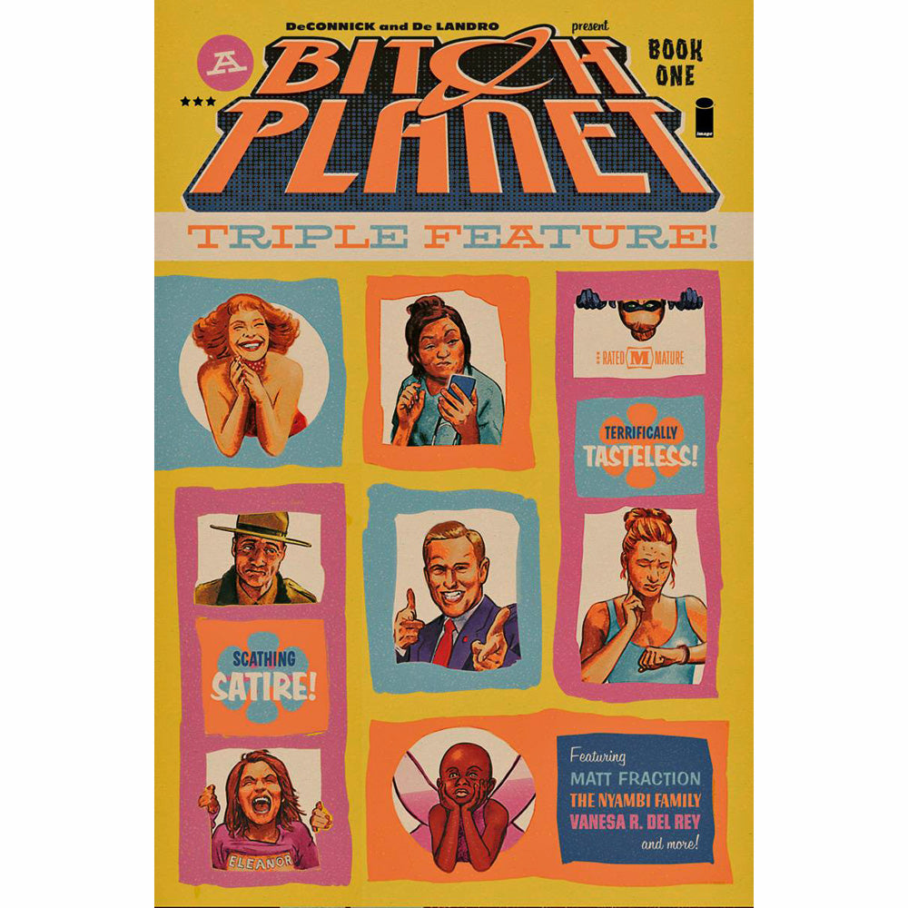 Bitch Planet Triple Feature Volume 1