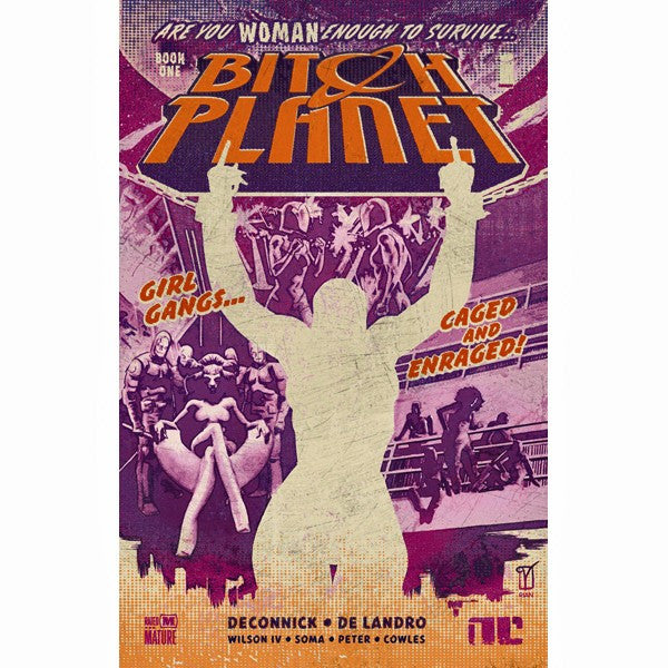 Bitch Planet Volume 1