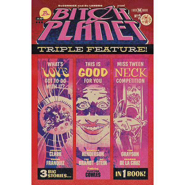 Bitch Planet Triple Feature #2