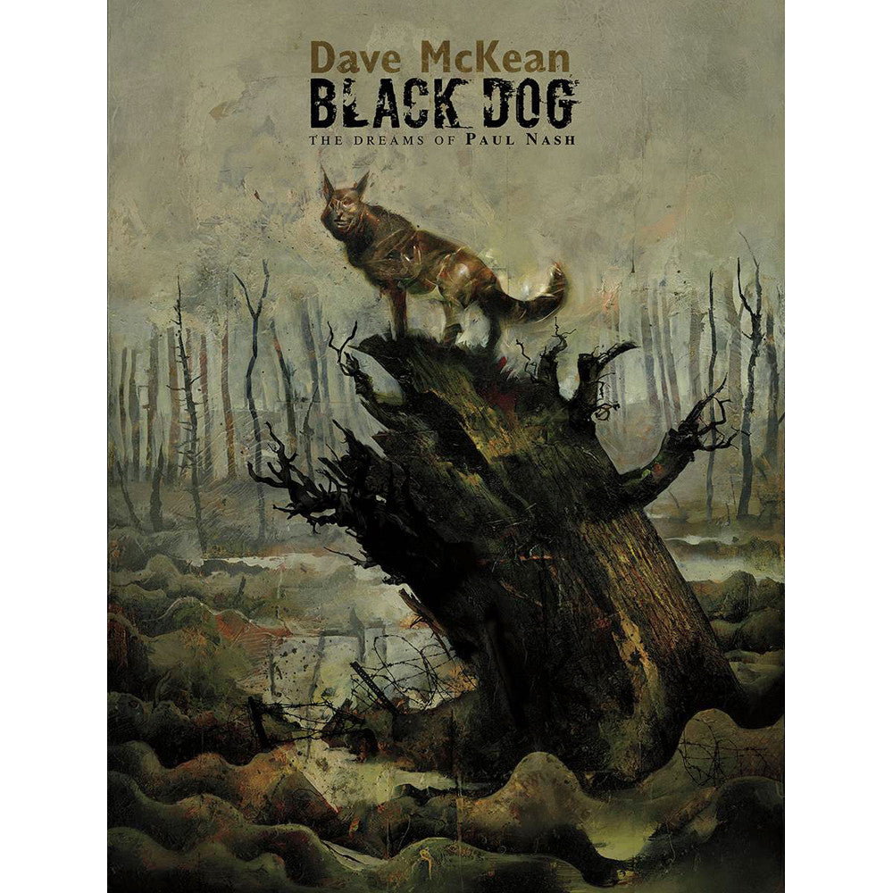 Black Dog: Dreams Of Paul Nash