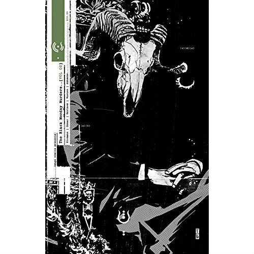 Black Monday Murders Volume 2 [PRE-ORDER]