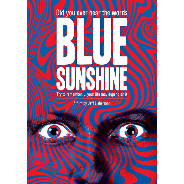 Blue Sunshine DVD