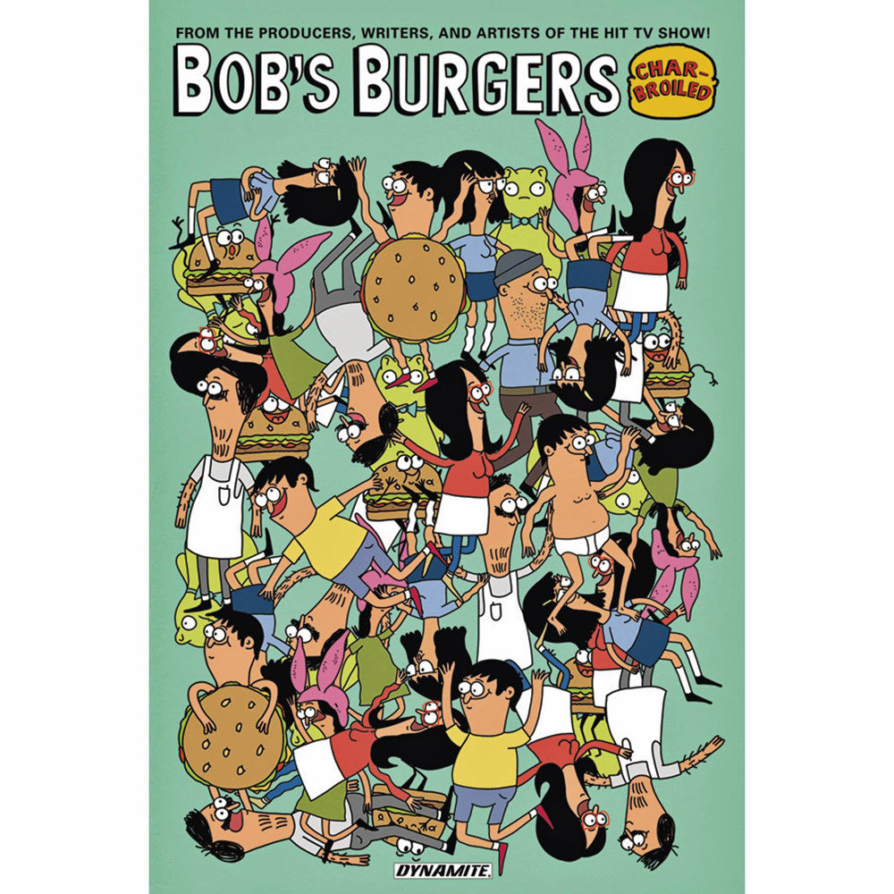 Bob's Burgers Volume 4: Charbroiled