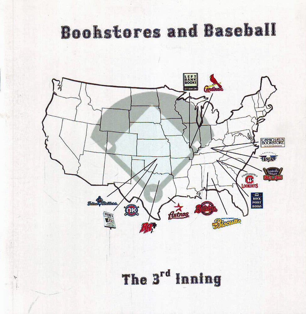 Bookstores And Baseball: 3rd Inning