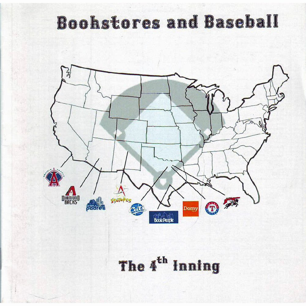 Bookstores And Baseball: 4th Inning