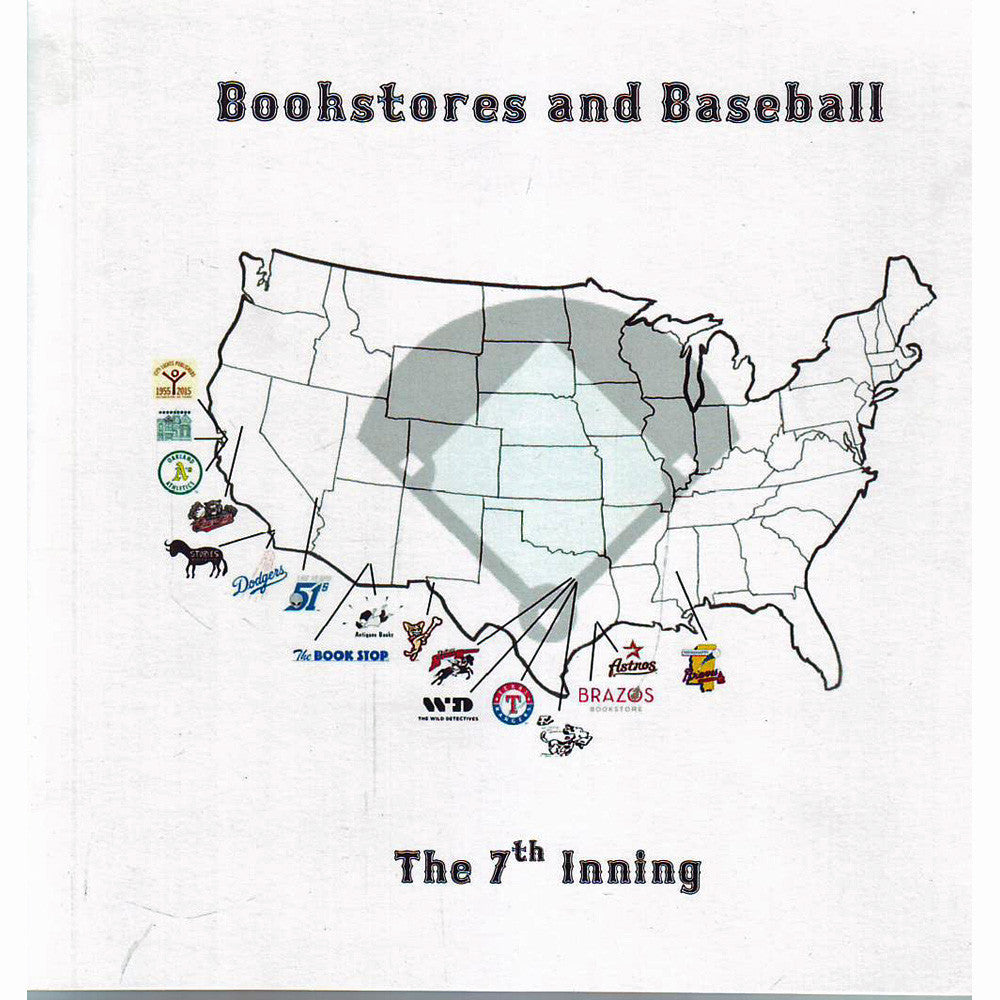 Bookstores And Baseball: 7th Inning