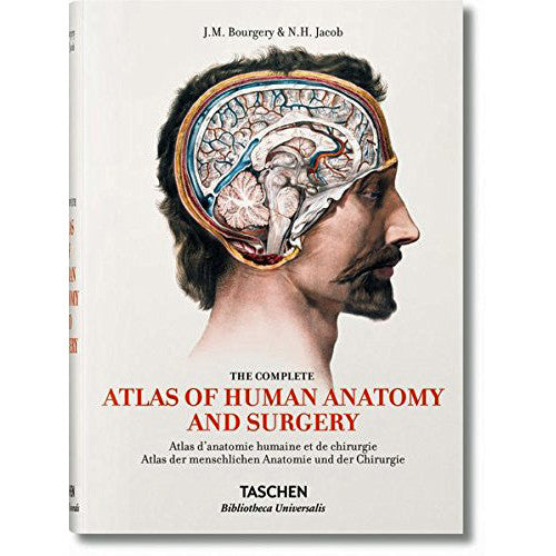 Bourgery: Atlas of Human Anatomy and Surgery (Bibliotheca Universalis)