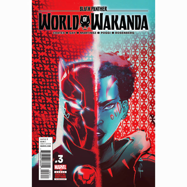 Black Panther: World Of Wakanda #3