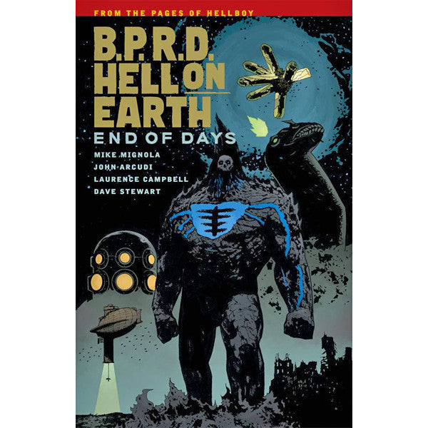 B.P.R.D.: Hell On Earth Volume 13: End Of Days