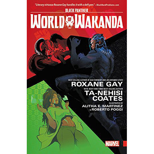 Black Panther: World Of Wakanda Volume 1