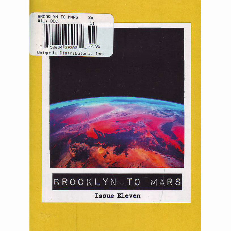 Brooklyn To Mars #11