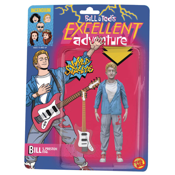 Bill And Ted's Excellent Adventure Bill Action Figure