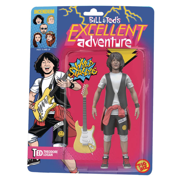Bill And Ted's Excellent Adventure Ted Action Figure