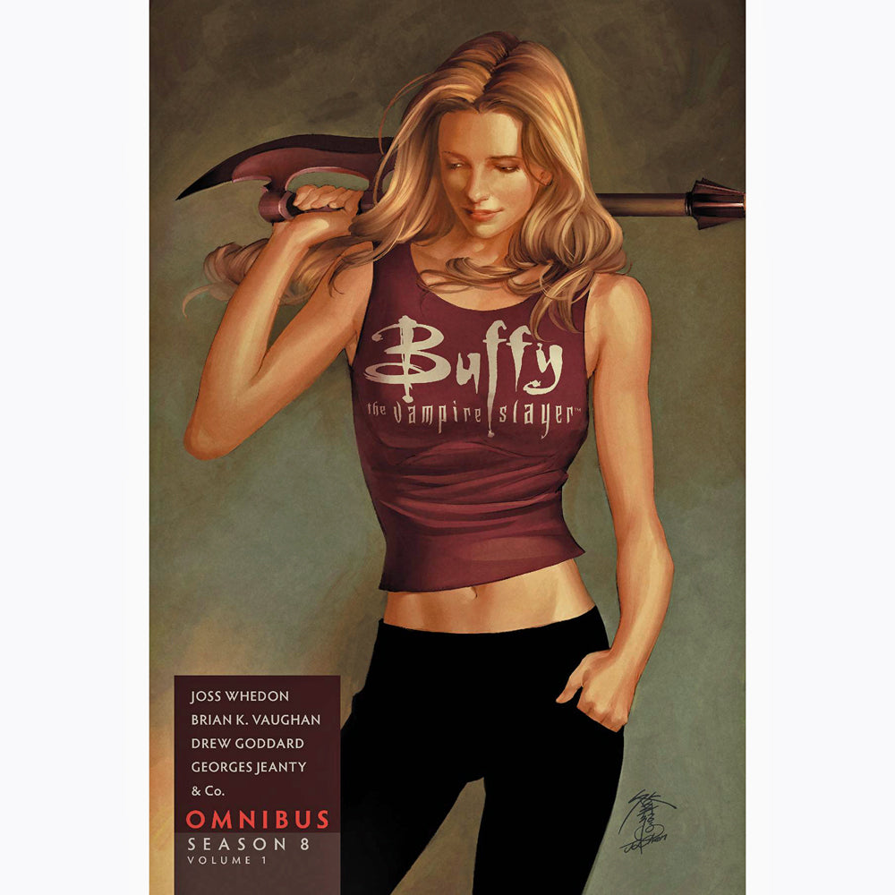Buffy The Vampire Slayer Omnibus Season 8 Volume 1