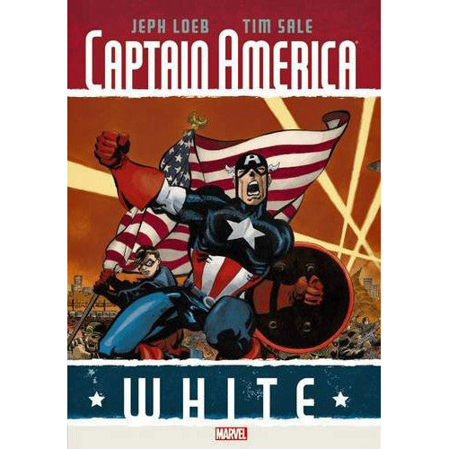 Captain America White