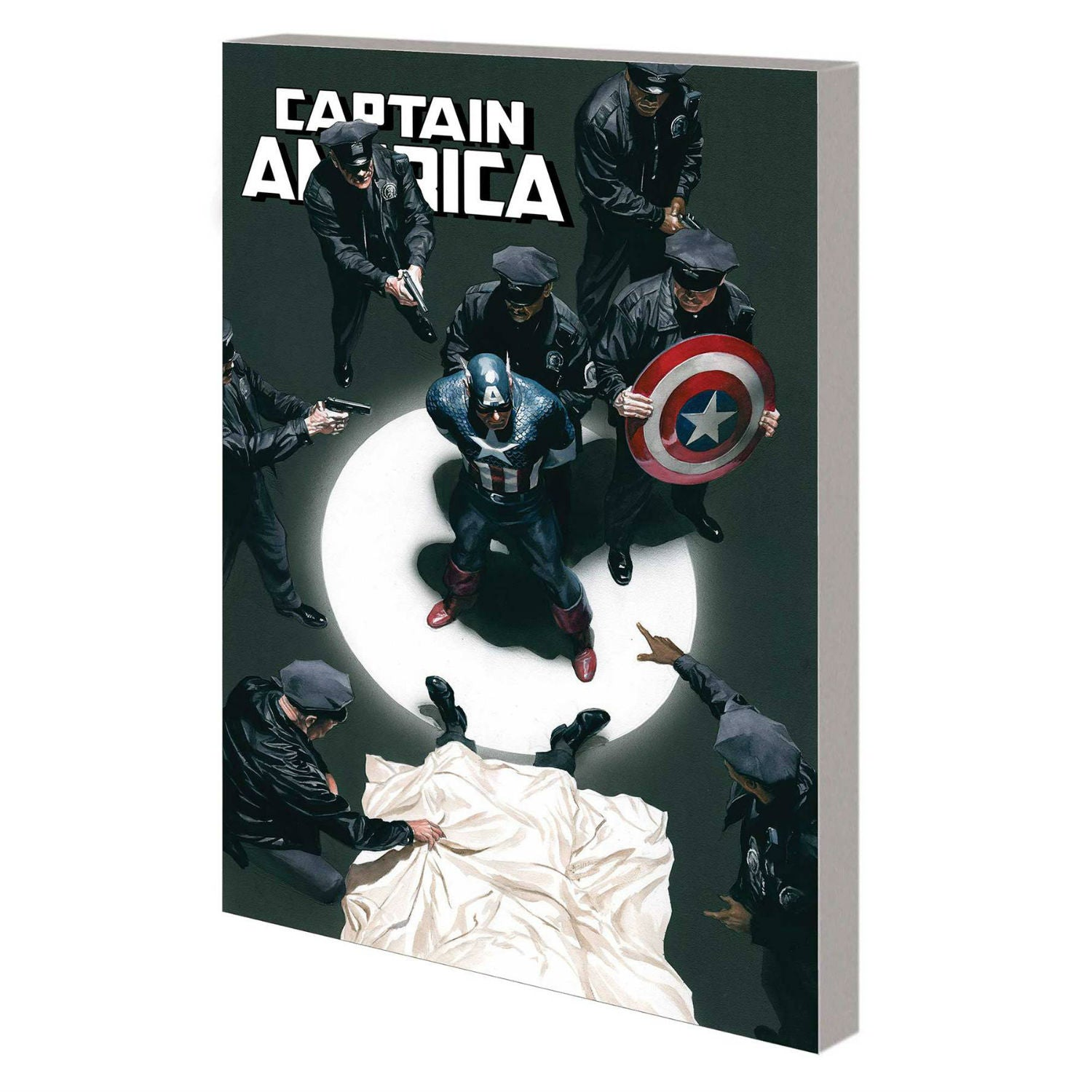 Captain America Volume 2: Captain Of Nothing
