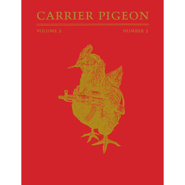 Carrier Pigeon #6