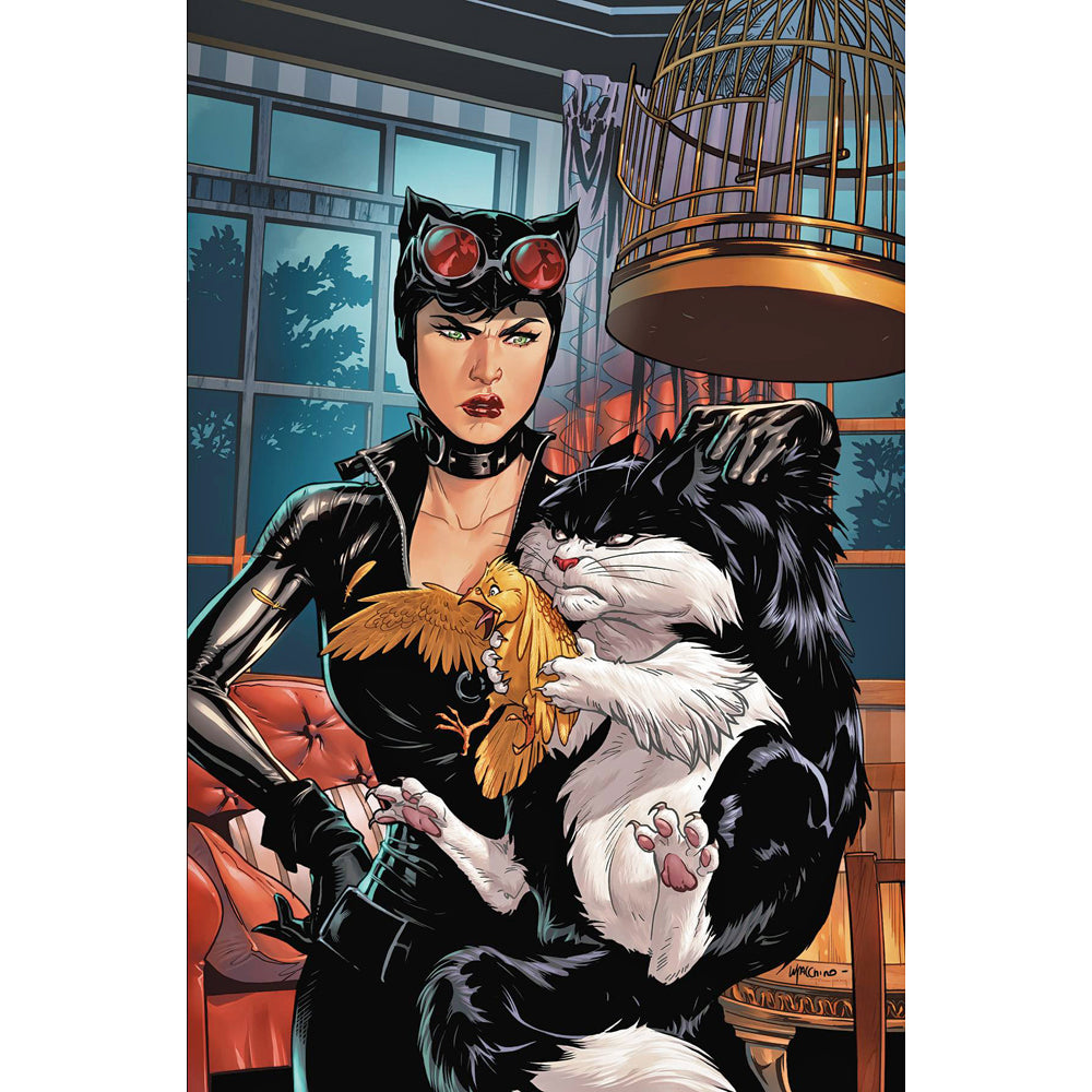 Catwoman Tweety And Sylvester Special #1