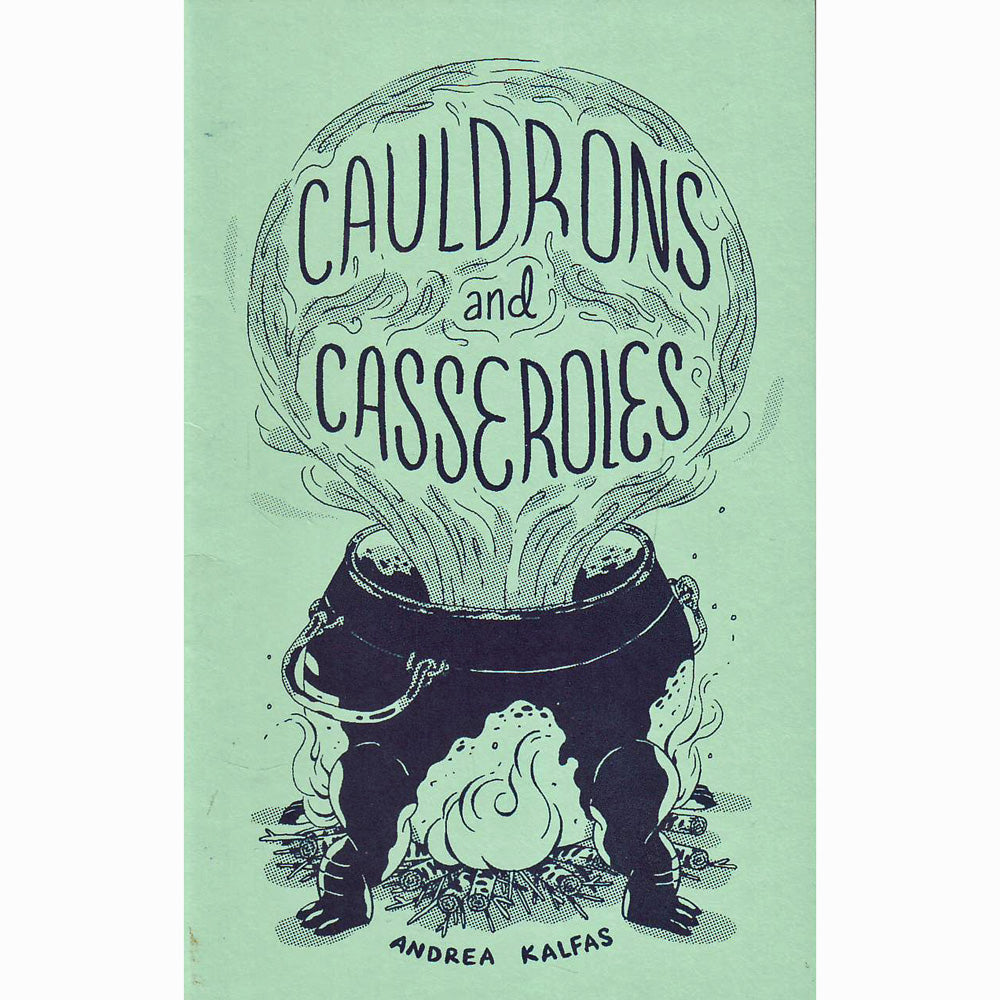 Cauldrons And Casseroles