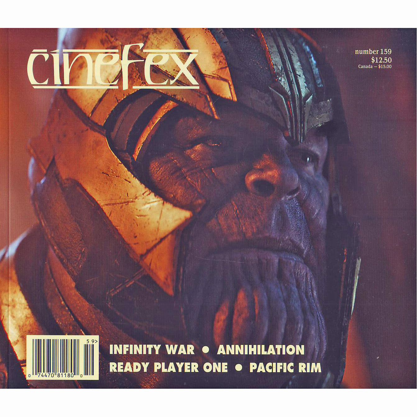 Cinefex Magazine #159