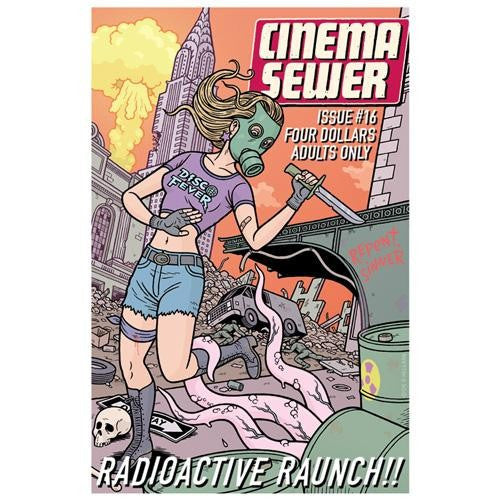 Cinema Sewer #16