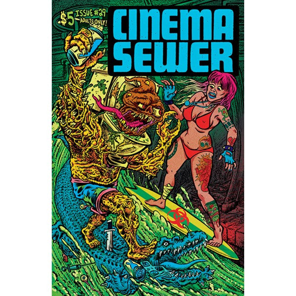 Cinema Sewer #29