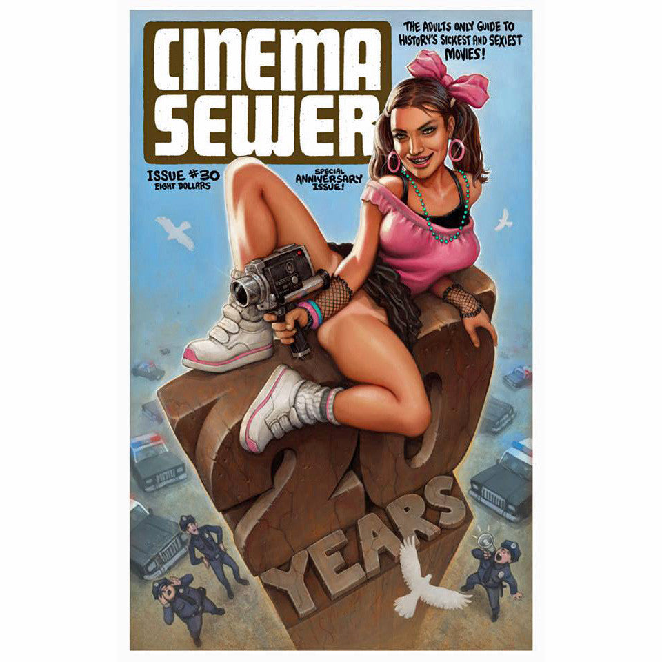 Cinema Sewer #30
