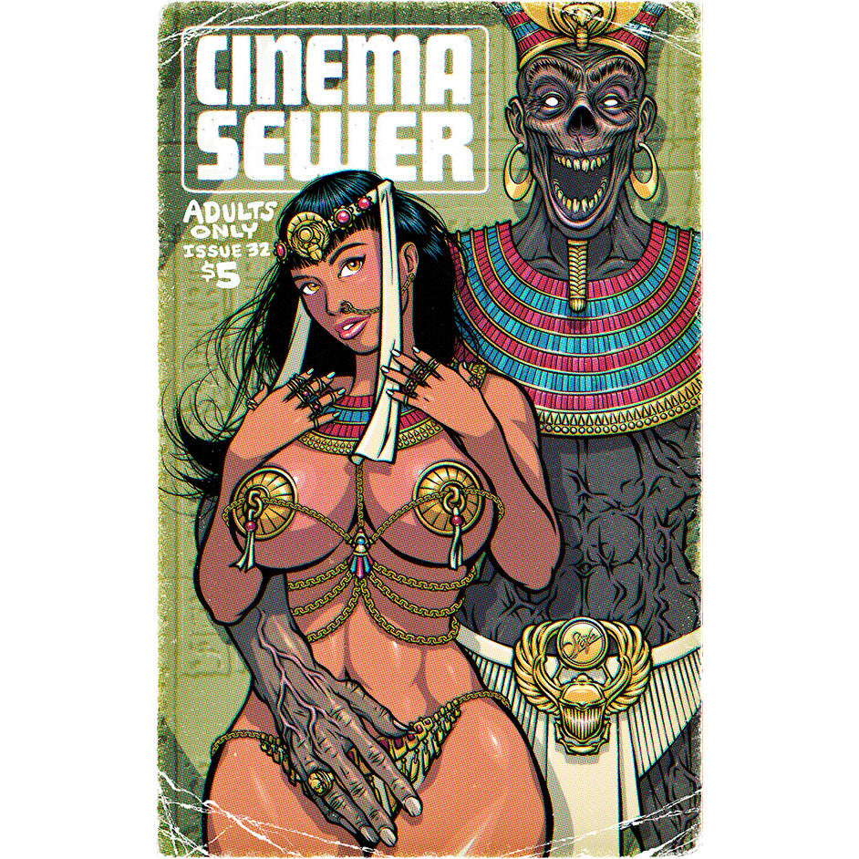 Cinema Sewer #32