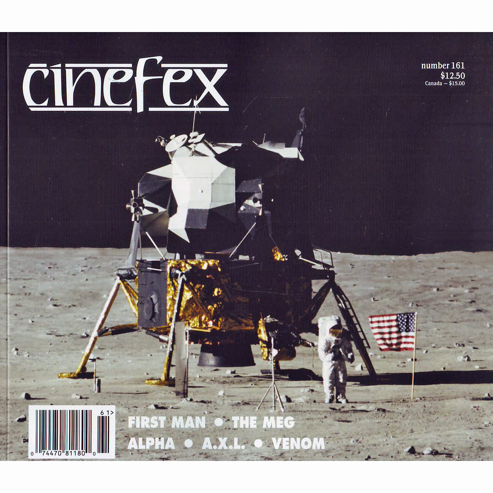 Cinefex Magazine #161