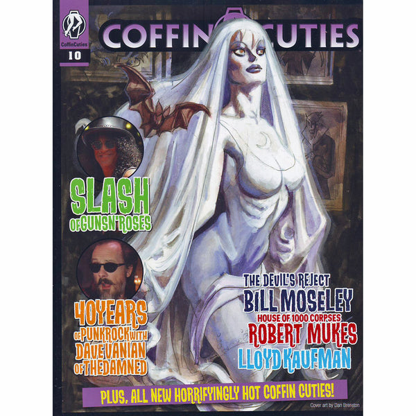 Coffin Cuties Magazine #10