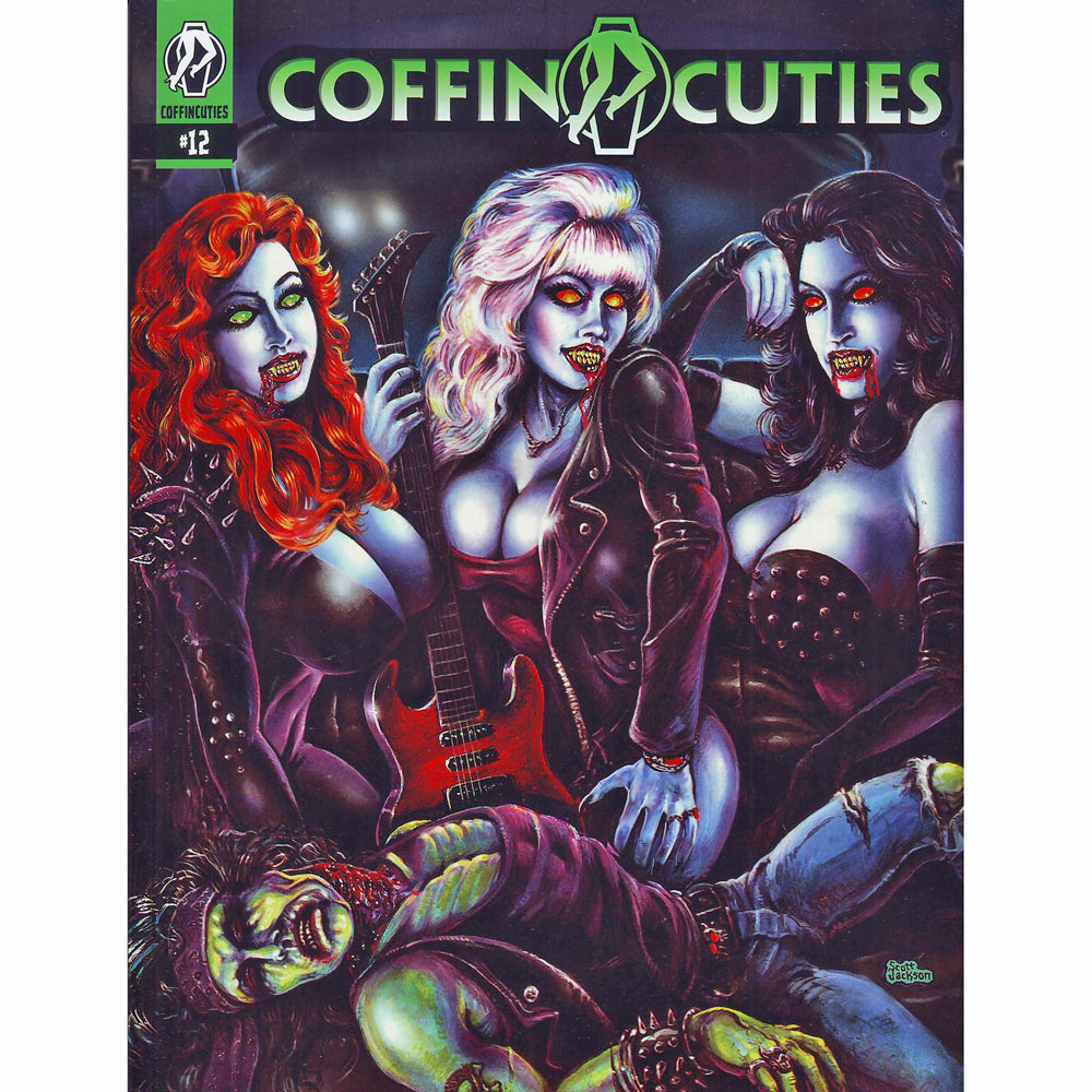 Coffin Cuties Magazine #12