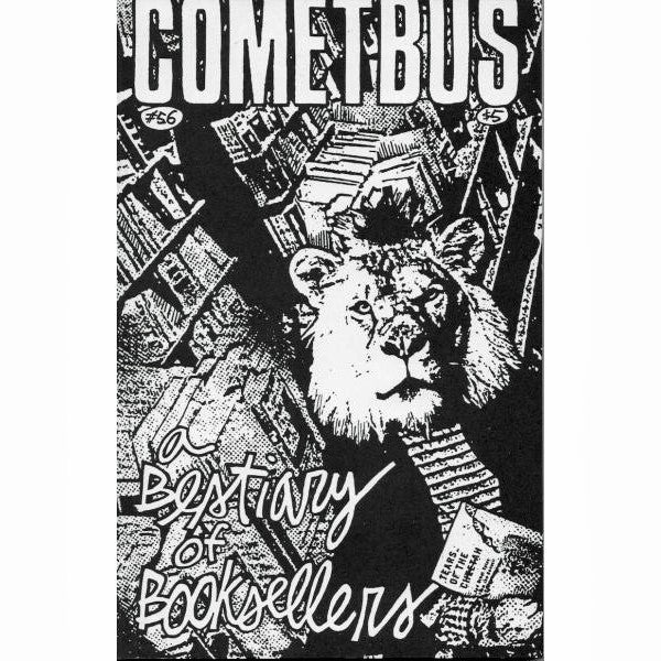 Cometbus #56: A Bestiary Of Booksellers