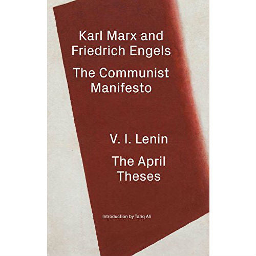 Communist Manifesto / The April Theses