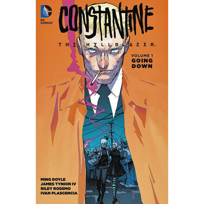 Constantine The Hellblazer Volume 1: Going Down