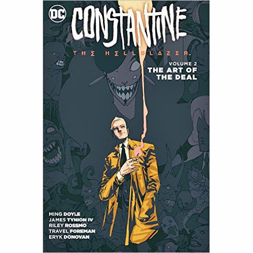 Constantine The Hellblazer Volume 2: The Art Of The Deal