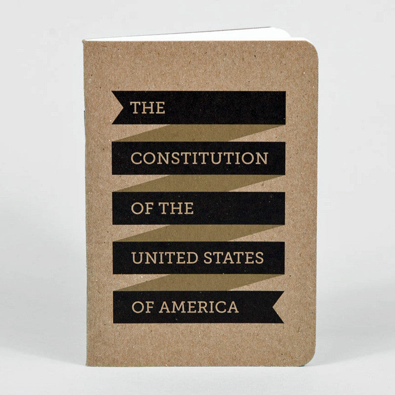 United States Constitution (Pocked Edition)