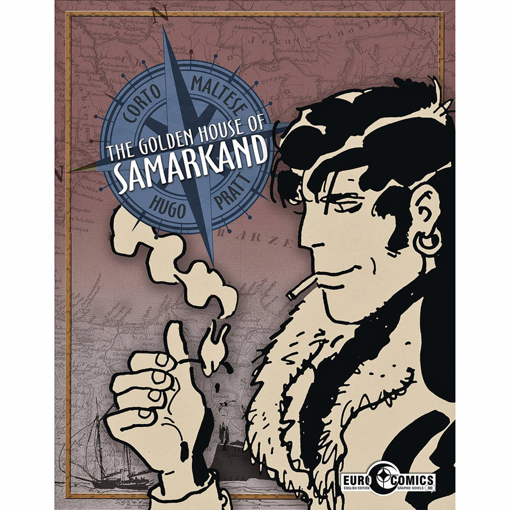 Corto Maltese: Golden House Of Samarkand