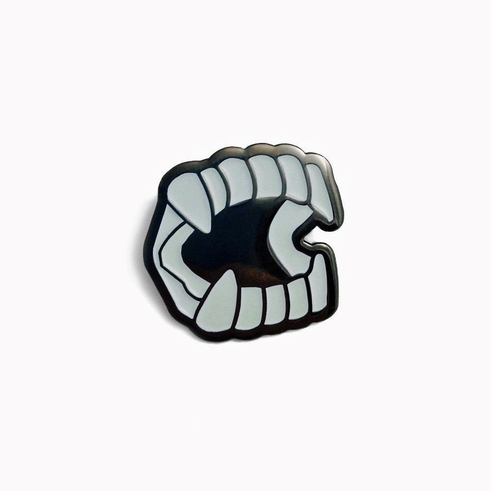 Chompers Pin
