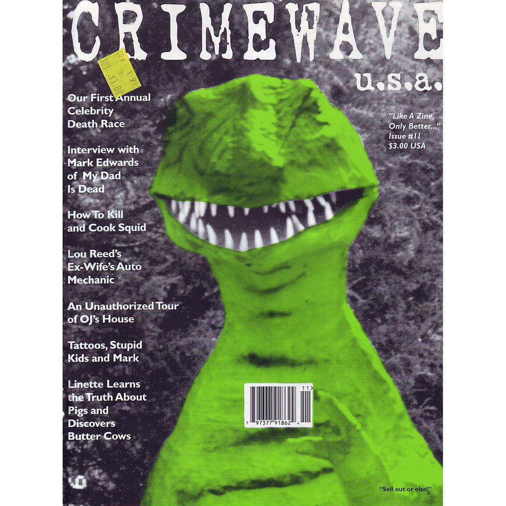 Crimewave USA #11