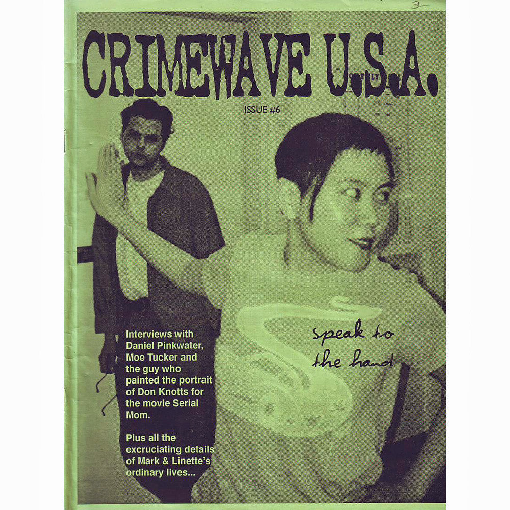 Crimewave USA #6