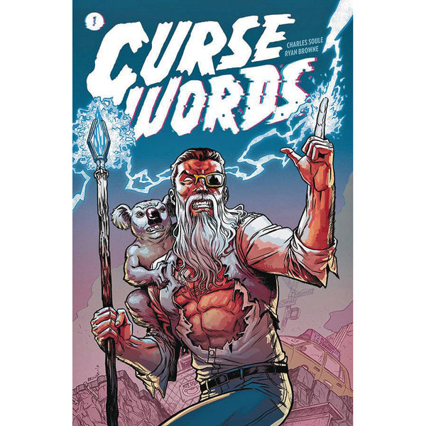 Curse Words Vol. 1