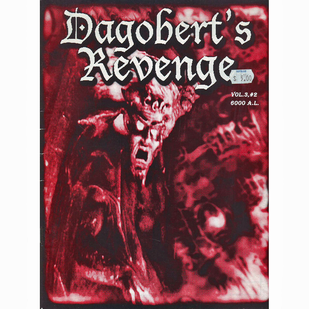 Dagobert's Revenge Volume 3 #2